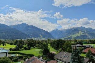 Exklusive Neubau Eigentumswohnung direkt am Golfplatz von Zell am See zu verkaufen