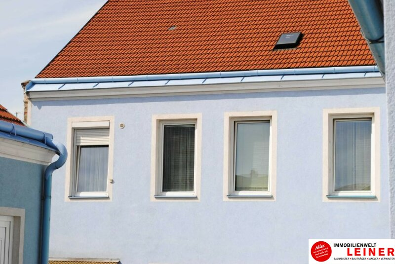Schwechat - eine kompakte Gartenwohnung in der Stadt Objekt_9508 Bild_736