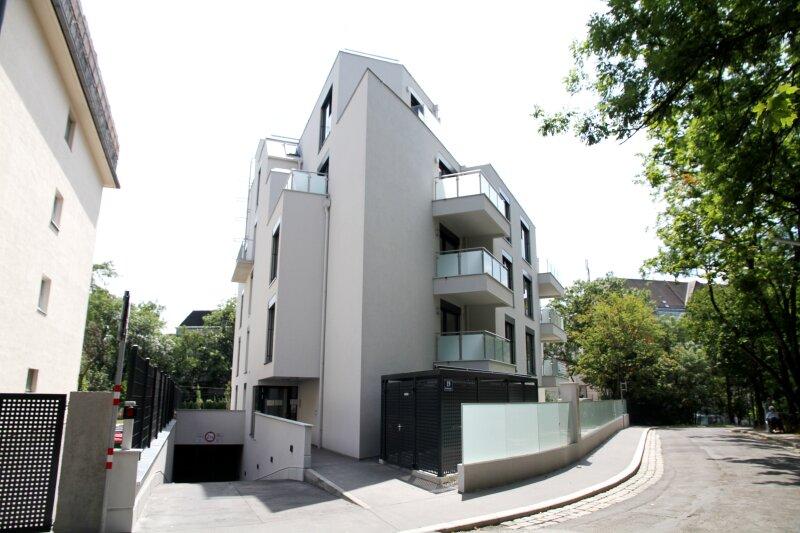 6,65 m² BALKON + 2 französ. Balkone, 38m²-Wohnküche + Schlafimmer, 2. Stock, Bj.2017 /  / 1190Wien / Bild 2