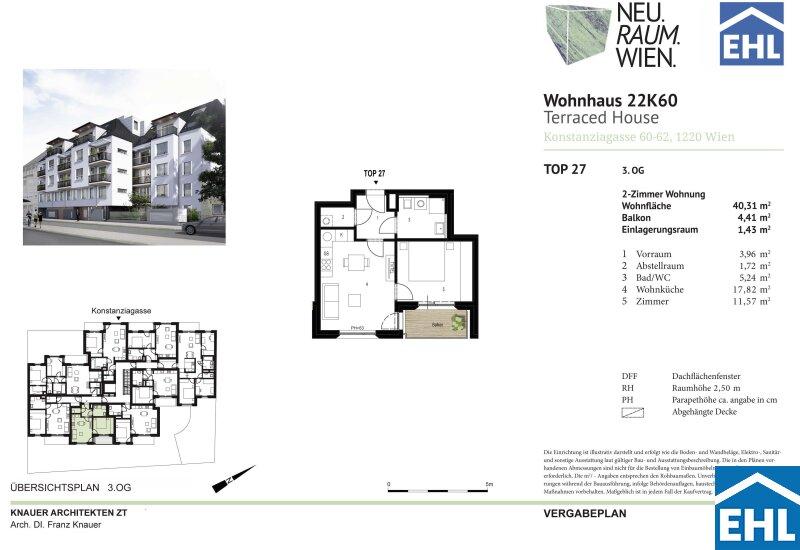 Neubau-ERSTBEZUG nähe Aupark /  / 1220Wien / Bild 3
