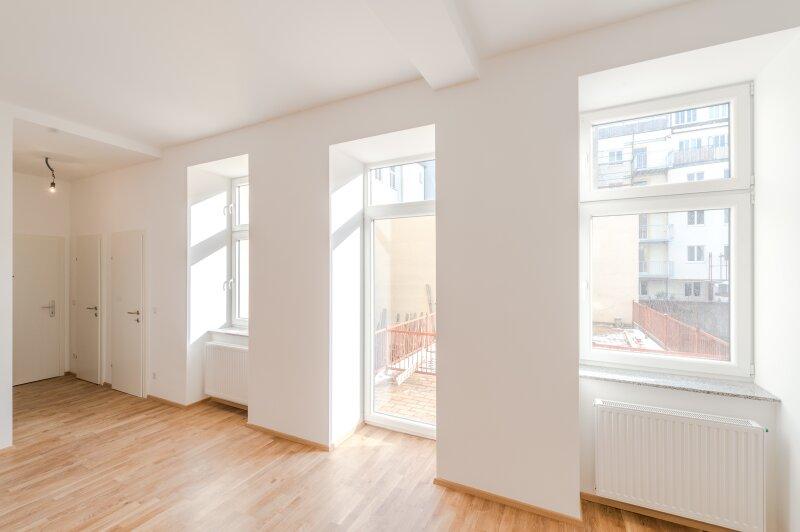 ++NEU++ Top-sanierter 4-Zimmer ALTBAU-ERSTBEZUG, 38m² Terrasse!!!, optimaler Grundriss!!