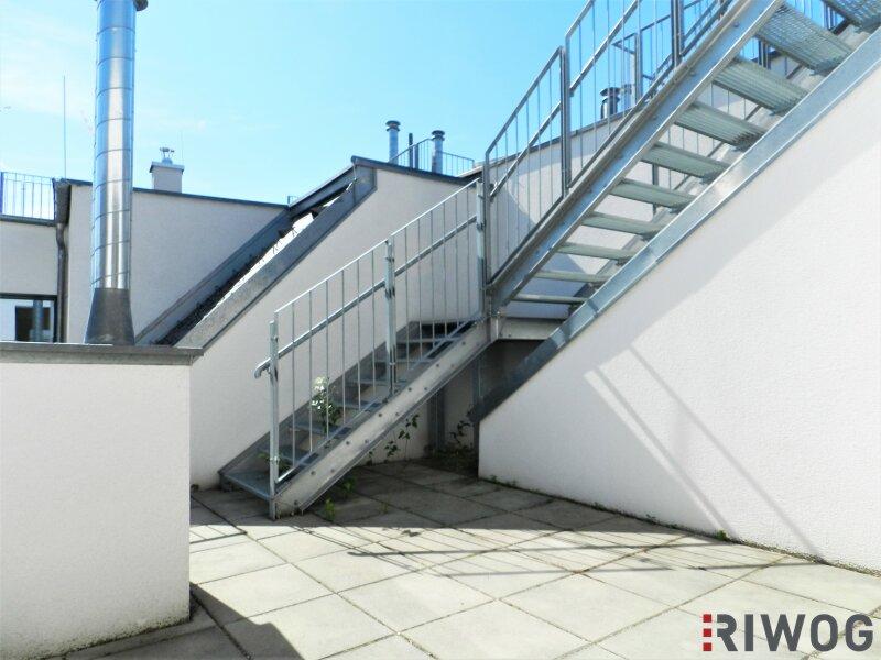 Im Herzen Hetzendorfs - Dachgeschoss-Wohnung mit zwei Terrassen und traumhaften Weitblick   inkl. Stellplatz /  / 1120Wien / Bild 3