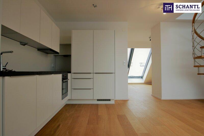 Top-Immobilie! Traumhafte Penthouse-Wohnung in einem komplett sanierten Haus! /  / 1190Wien / Bild 0