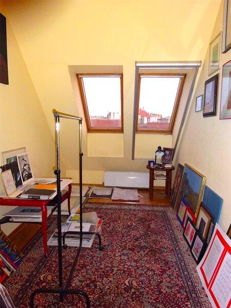 Terrassenhit im Zentrum Wiens: Dachgeschoß-Maisonette (Aufstockung 1997), 125 m2 Wohnfläche + 20 m2 Terrasse, 4 getrennt begehbare Zimmer, Linie 1 + 62 + WLB-Laurenzgasse! /  / 1050Wien / Bild 5