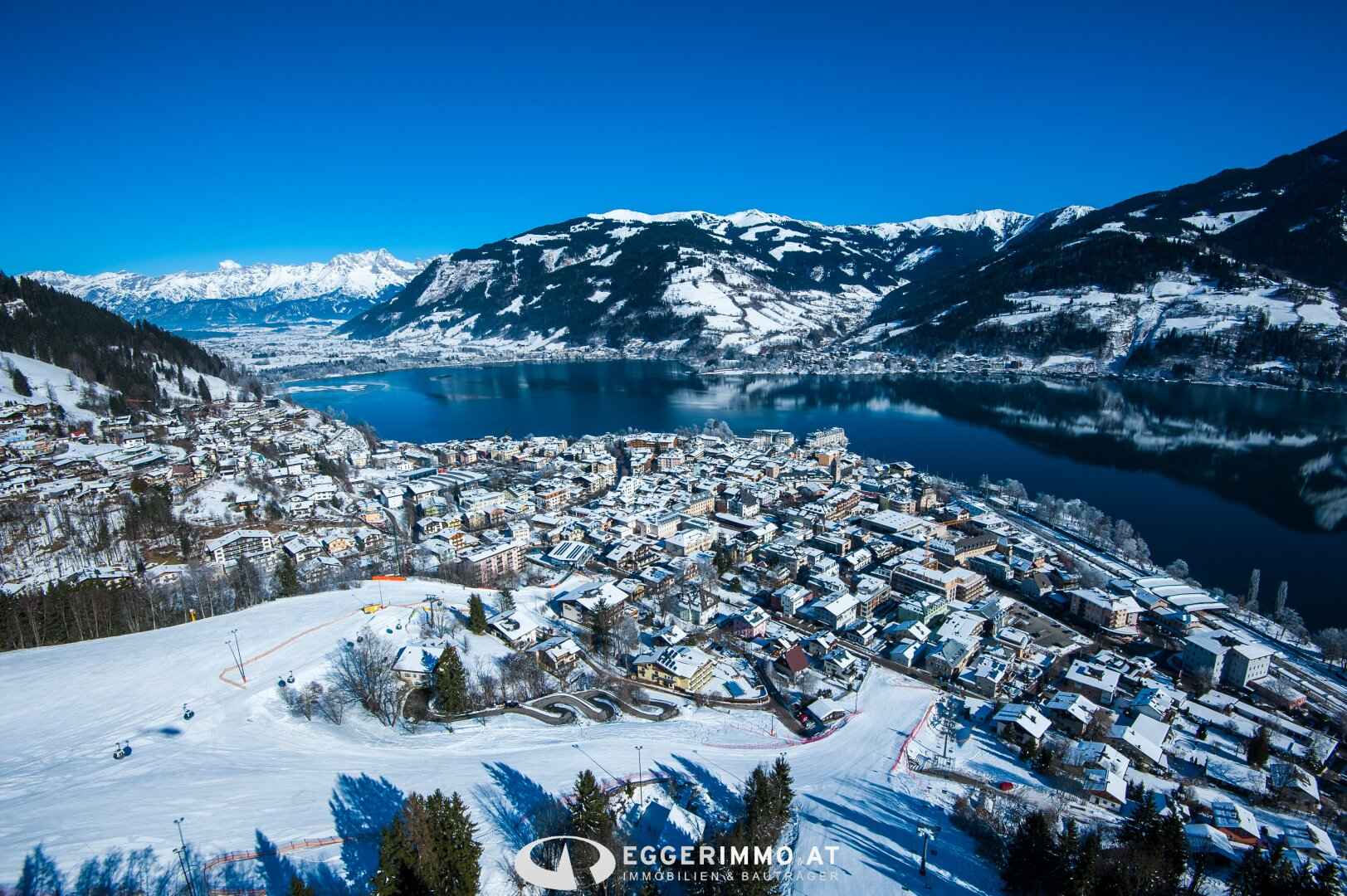 Winter Zell am See
