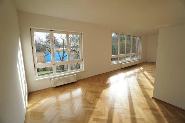 Foto von NEU! ++ Großzügige, sehr gut geschnittene Wohnung in absoluter Grünruhelage – Miete in 1190 Wien++