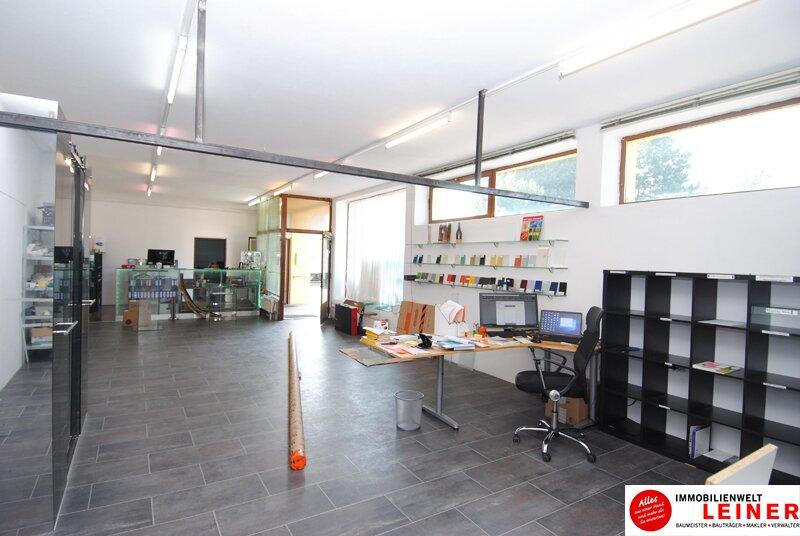 Bruck an der Leitha - Geschäftslokal inkl. Büro und Lagerraum Objekt_9216 Bild_626