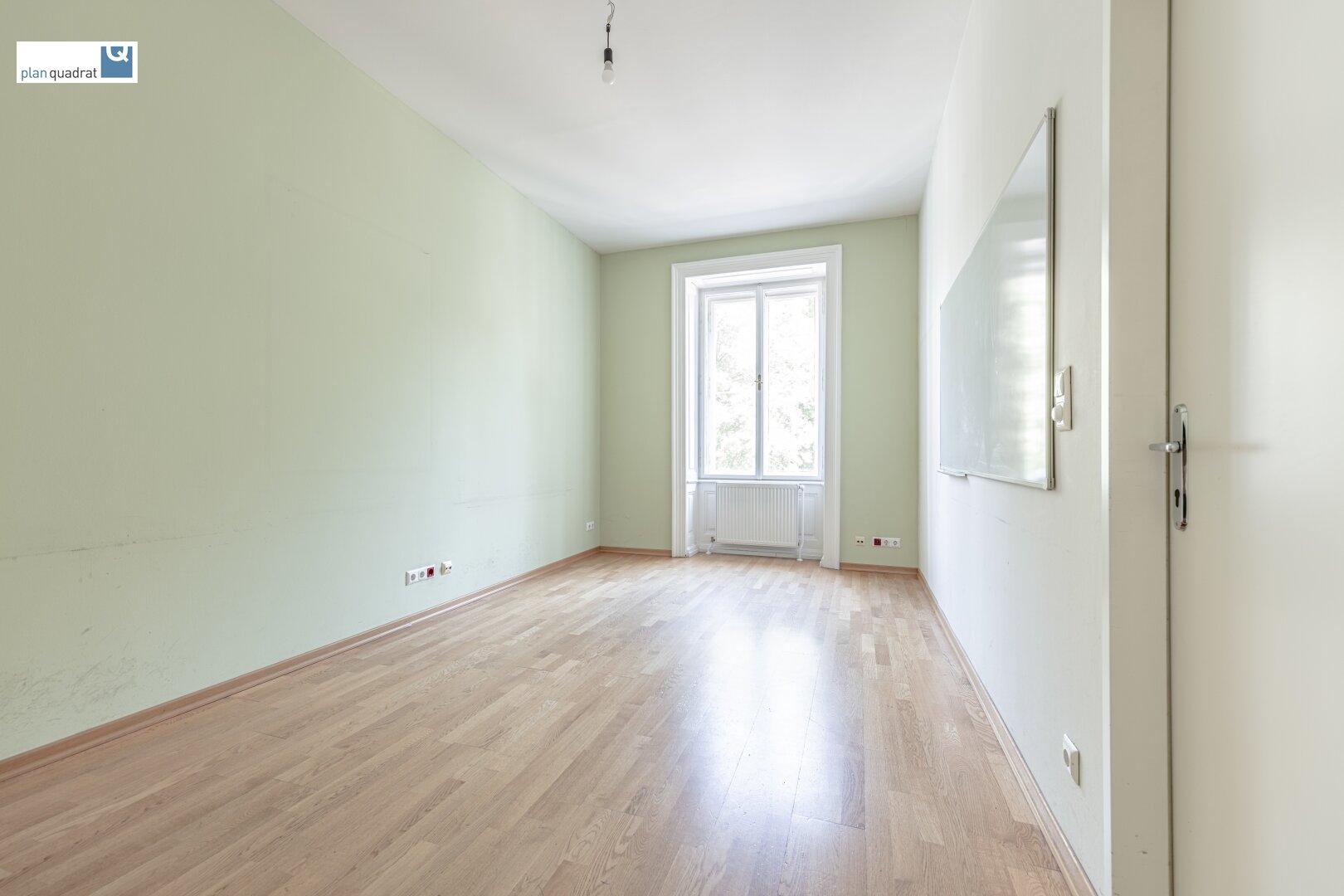 Büro 2 (ca. 17,60 m²) - durch Büro 3 begehbar