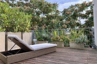 Wunderschöne Wohnung mit Terrasse im DG!