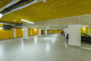 Tiefgaragenstellplätze in der Pazmanitengasse 12 - Erstbezug/Neubau: ab sofort!