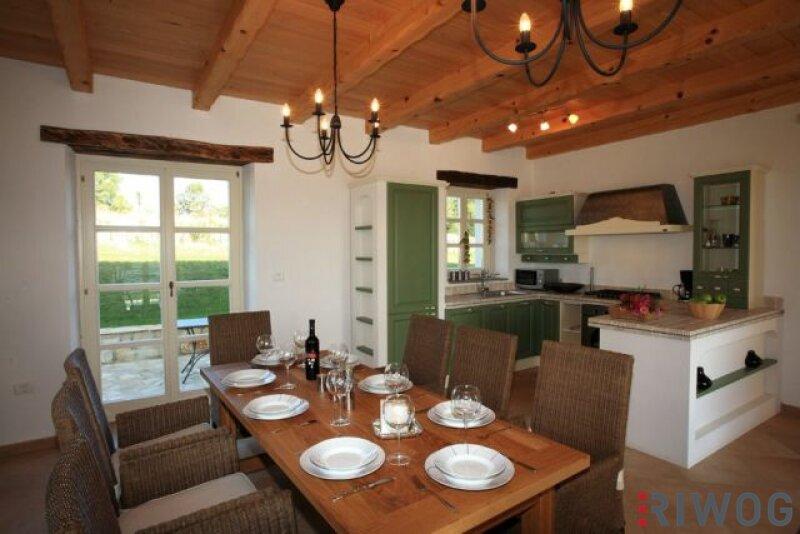 +++Tolles Steinhaus mit wunderschönen Blick auf die Berge+++ /  / 52420Buzet und Motovun / Bild 2