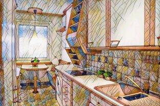 Ruhige 3-Zimmer-Wohnung in U-Bahn-Nähe