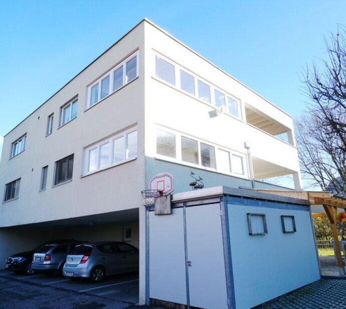Nenzing - Perfekte 2 Zimmerwohnung für Genießer mit 19m2 Loggia!