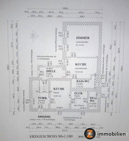 Haus in Ortsrandlage - eingebettet in die Hügellandschaft /  / 7442Nähe Lockenhaus / Bild 9
