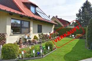 Einfamilienhaus mit tollem Garten