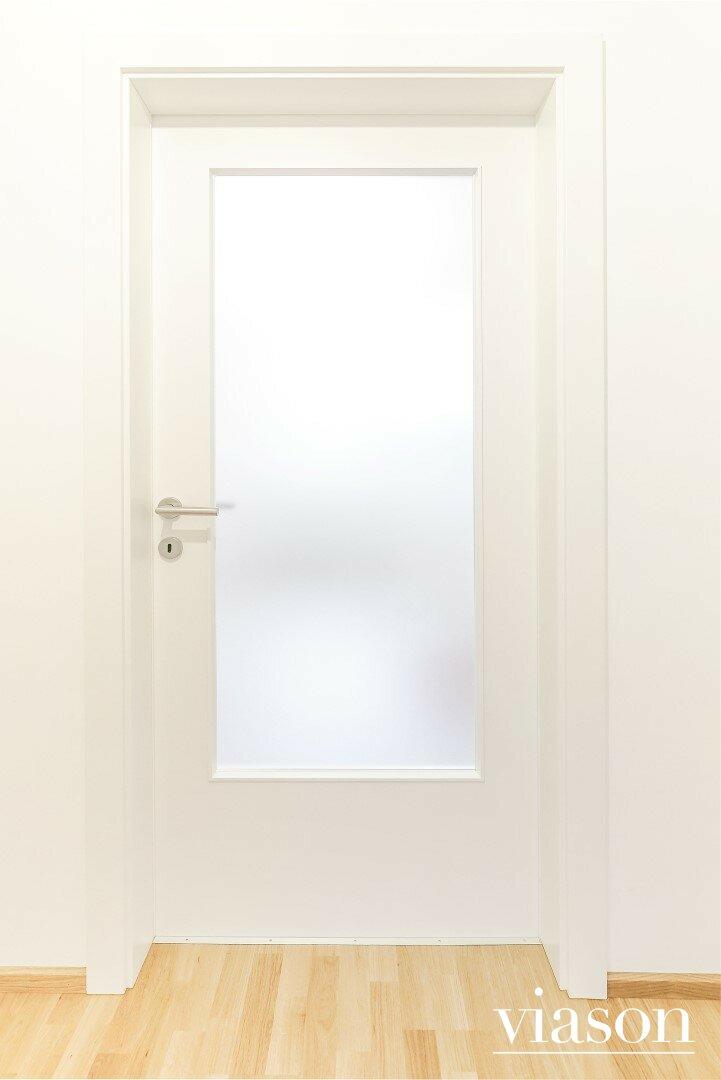 Türe zum Wohnzimmer