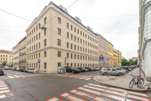 2 Zimmer-Wohnung mit perfekter öffentlicher Anbindung nahe Augarten/Friedensbrücke!