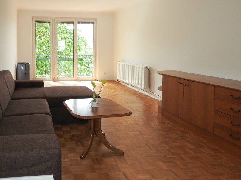 ruhige zentrale 3 Zimmer-Wohnung