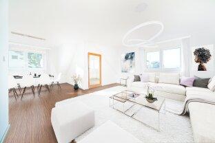 Helle & Ruhige 3-Zimmer-Dachgeschoßwohnung mit Grünblick!