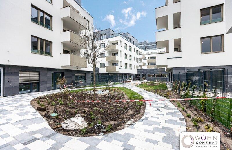 Goldegg Gardens: 54m² Erstbezug + 9,4m² Balkon - 1040 Wien /  / 1040Wien / Bild 7