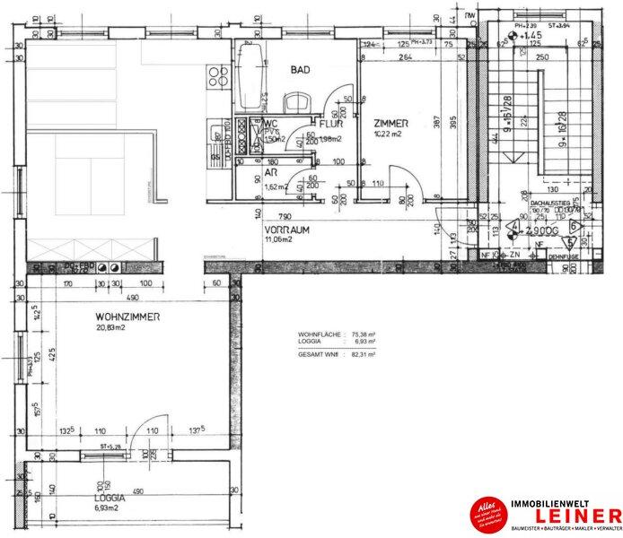 Hier wird Ihr Wohntraum Wirklichkeit! 3 Zimmer Mietwohnung in Enzersdorf an der Fischa Objekt_12043 Bild_264