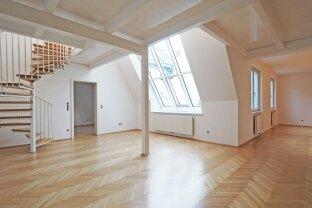 ESSLINGGASSE   2-Zimmer + Galerie DG Maisonette mit Terrasse Nähe Schottenring