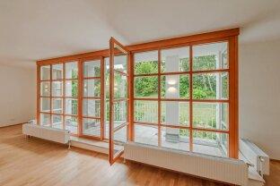 Unbefristet mieten: repräsentative 3-Zimmer Wohnung in absoluter Ruhelage