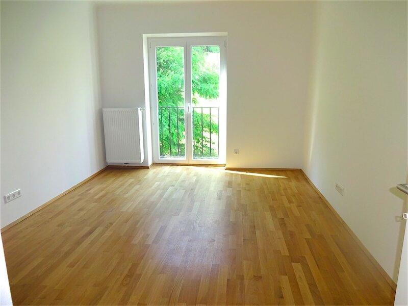 Bildhübsche 3-Zimmer Wohnung mit herrlichem Grünblick von allen Zimmern, Erstbezug nach Sanierung, direkt beim Pötzleinsdorfer Schloßpark, Bus 41A + Linie 41! /  / 1180Wien / Bild 1