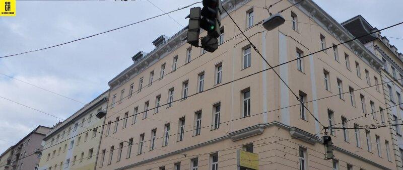 Provisionsfrei für den Käufer - 4 Zimmer Alt-Wiener Vorsorgewohnung - Nähe U6 Alser Straße - Hohes Wertsteigerungspotential