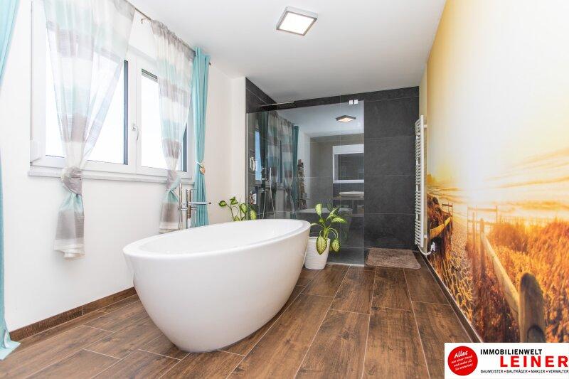 2433 Margarethen am Moos - Wien Nähe! Neues - hochwertig ausgestattetes Einfamilienhaus auf 432m² Eckgrundstück mit Whirlpool und großer Garage! Objekt_10805 Bild_377