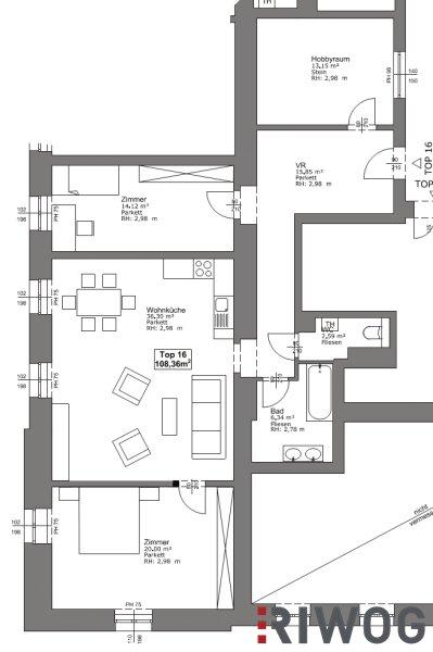 ++ Wohnen bei der Donauinsel ++ ERSTBEZUG-Wohnungen mit unverbaubaren Weitblick und Freiflächen ++ /  / 1020Wien / Bild 1