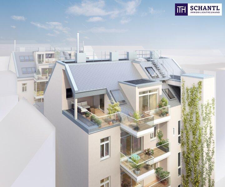 """""""Das Schopenhauer"""" - Ihre Wohnungssuche endet HIER! Wunderschönes und voll saniertes Altbauhaus + Hofseitiger Balkon + Ruhelage + Hochwertige Sanierung! /  / 1180Wien / Bild 3"""