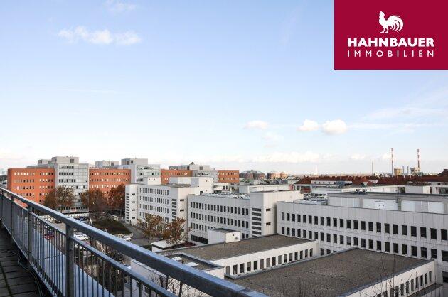 Modern Office 918 m2 to let, underground parking, motorway 1110 Wien
