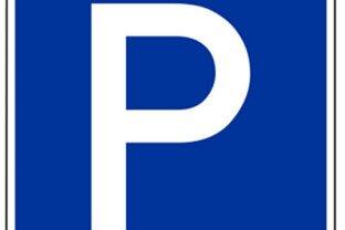 Parkplatz City nähe