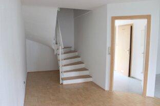 Neudau: 2-Zimmer Maisonette Wohnung mit Gartenbenützung
