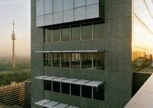 Büros mit Weitblick in der DONAU-CITY | ARES TOWER