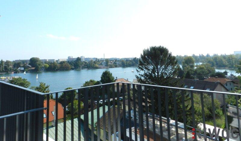 SKYLINE an der Alten Donau- Top - Maisonette mit unglaublicher Aussicht - Terrassentraum /  / 1220Wien / Bild 0