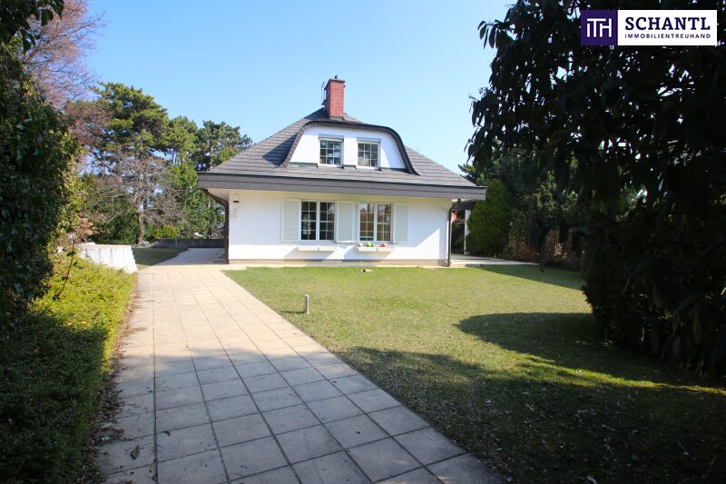 BENEIDENSWERT! Modernes Haus mit Sauna, Hallenbad und Bibliothek - hier wird Ihnen jeder Wunsch erfüllt! /  / 1160Wien / Bild 2