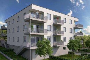 Nur noch 2 Wohnungen frei - Top 1 Wohnen mit Blick zur Donau