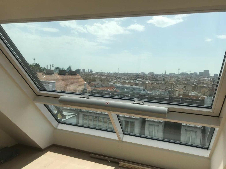 Aussblick mit Fenster