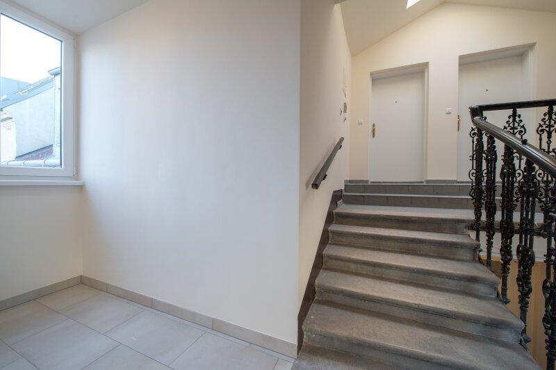 ++NEU** Kernsanierter DG-ERSTBEZUG! 3-Zimmer+getrennte Küche! 7m² uneinsehbare Terrasse! **VIDEOBESICHTIGUNG** PROVISIONSRABATT! /  / 1050Wien / Bild 15