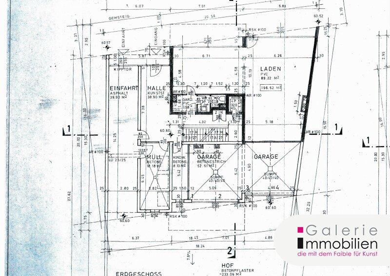 Branchenfreies Ladenlokal mit 30m² trockenem Kellerraum Objekt_31855 Bild_561
