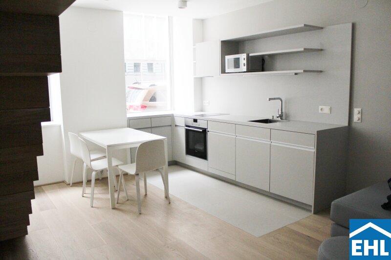 Stilvoll möblierte 1,5 bis 2,5 Zimmer-Maisonette-Wohnungen nahe dem Lichtenthalerpark /  / 1090Wien / Bild 1