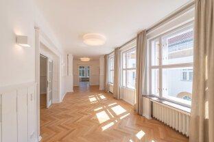 hochwertig sanierte, exklusive Villenetage in Jugendstil Palais // Erstbezug nach Sanierung