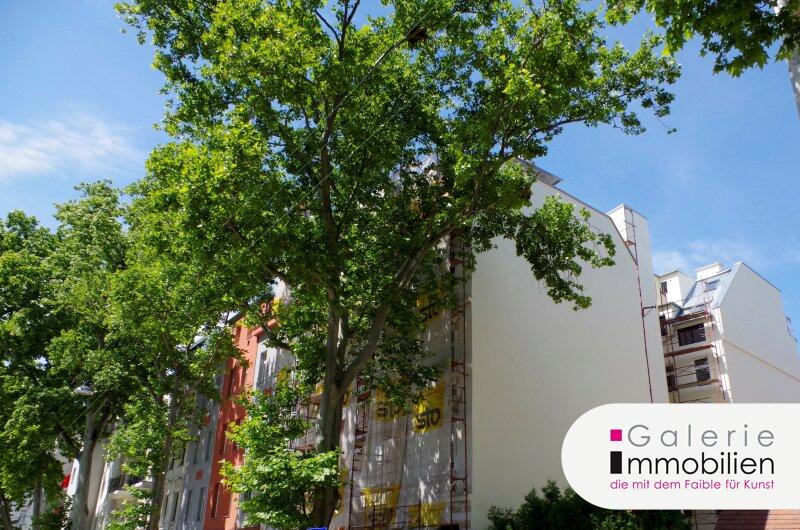Hochwertige DG-Wohnung mit Loggia in generalsaniertem Gründerzeithaus am Kinzerplatz 4 Objekt_32714