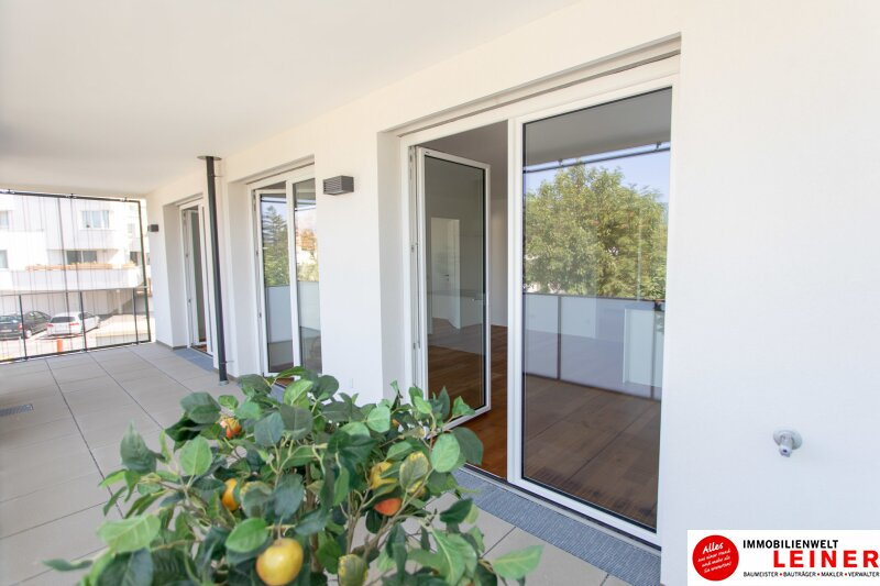 *UNBEFRISTET* 70 m² Mietwohnung Schwechat - 3 Zimmer mit 18 m² großer Loggia im Erstbezug  am Alanovaplatz 2 Objekt_8967