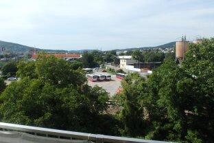 2-Zimmer Terrassenwohnung mit Fernblick | ZELLMANN IMMOBILIEN