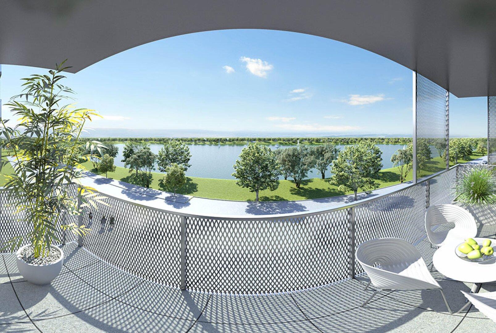 Visualisierung: Ziegelhofstraße 64-66