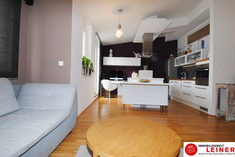 ACHTUNG KAUFANBOT LIEGT VOR!!! Schwechat - Rannersdorf:  sonniges Dachjuwel - 3 Zimmer Loft - Penthouse vom feinsten! Objekt_9361 Bild_549