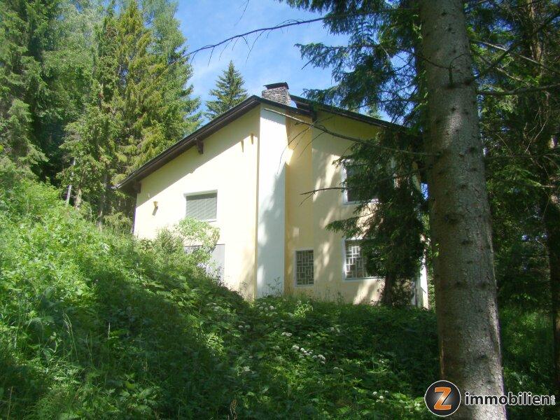 Villa umsäumt von herrlichem Mischwald in absoluter Ruhelage /  / 2680Semmering / Bild 5